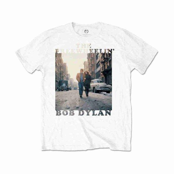 画像1: Bob Dylan Tシャツ ボブ・ディラン The Freewheelin' (1)