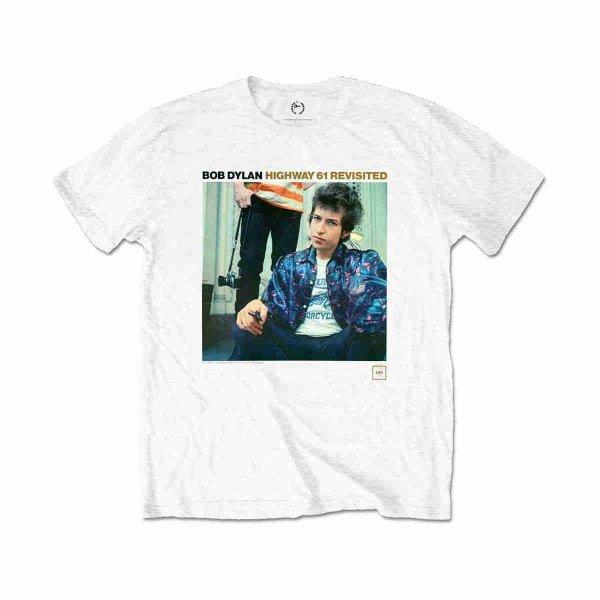 画像1: Bob Dylan Tシャツ ボブ・ディラン Highway 61 Revisited (1)