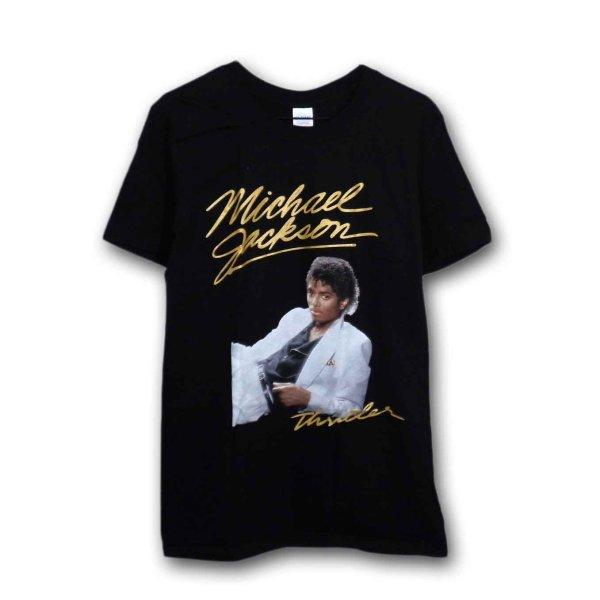 画像1: Michael Jackson Tシャツ マイケル・ジャクソン Thriller Album (1)
