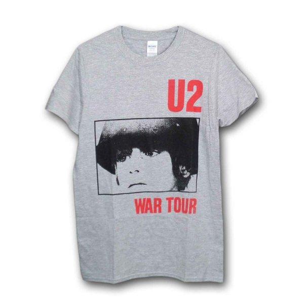 画像1: U2 バンドTシャツ ユーツー War Tour (1)