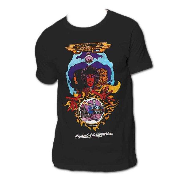 画像1: Thin Lizzy バンドTシャツ シン・リジィ Circus (1)