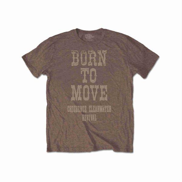 画像1: CCR Creedence Clearwater Revival バンドTシャツ クリーデンス・クリアウォーター・リバイバル Born (1)