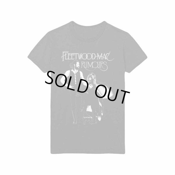 画像1: Fleetwood Mac バンドTシャツ フリートウッド・マック Rumours EDUN LIVE (1)