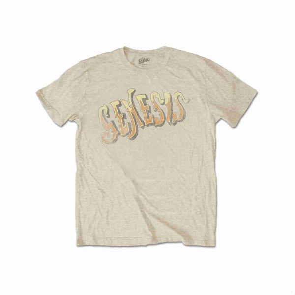 画像1: Genesis バンドTシャツ ジェネシス Vintage Logo (1)