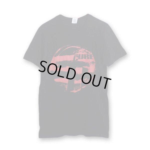 画像1: The Cure バンドTシャツ ザ・キュアー Eastern Red Logo (1)
