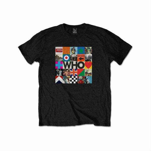 画像1: The Who バンドTシャツ ザ・フー Blocks (1)