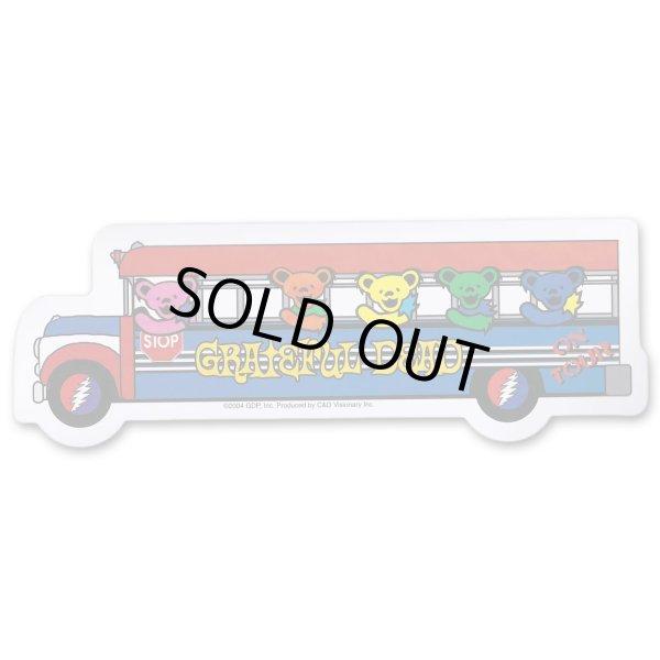 画像1: Grateful Dead ステッカー グレイトフル・デッド On Tour Bus (1)