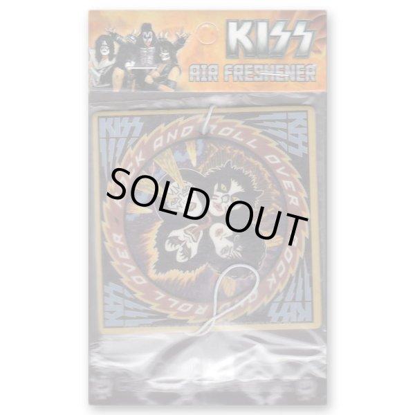 画像1: Kiss エアーフレッシュナー キッス Rock And Roll Over (1)
