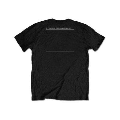 画像1: Joy Division バンドTシャツ ジョイ・ディヴィジョン Unknown Pleasures Front&Back