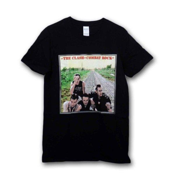 画像1: The Clash バンドTシャツ ザ・クラッシュ Combat Rock (1)