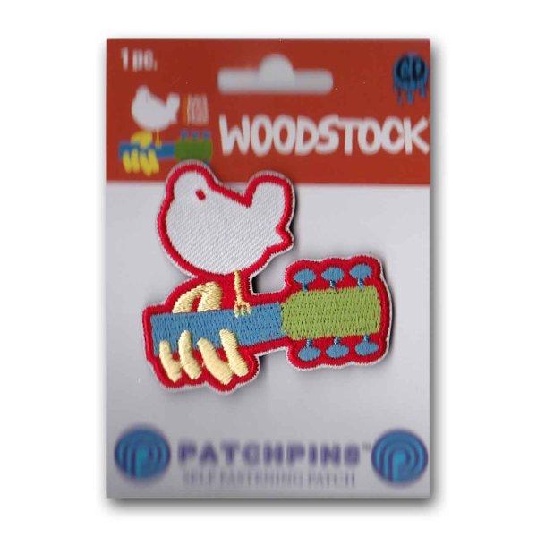 画像1: Woodstock パッチピンズ ウッドストック Dove バッジ ワッペン (1)