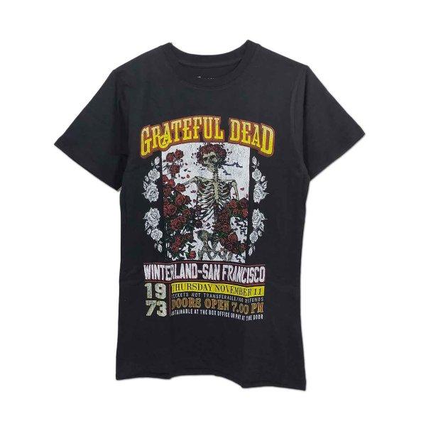 画像1: Grateful Dead バンドTシャツ グレイトフル・デッド San Francisco (1)