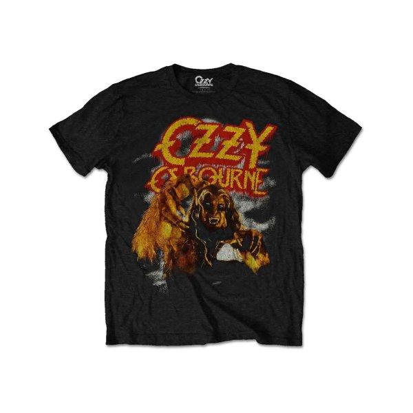 画像1: Ozzy Osbourne バンドTシャツ オジー・オズボーン Vintage Werewolf (1)