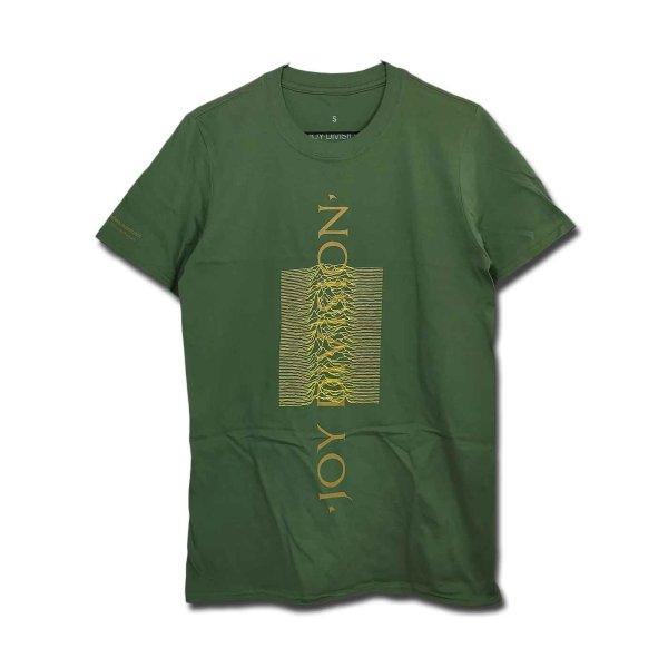画像1: Joy Division バンドTシャツ ジョイ・ディヴィジョン Blended Pulse (1)