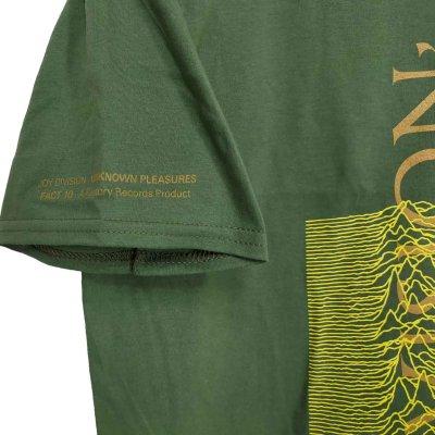 画像1: Joy Division バンドTシャツ ジョイ・ディヴィジョン Blended Pulse