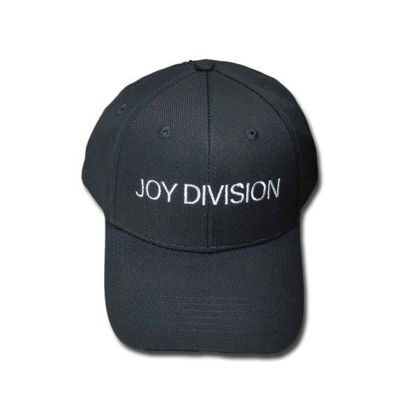 画像1: Joy Division スナップバックキャップ ジョイ・ディヴィジョン Logo (1)