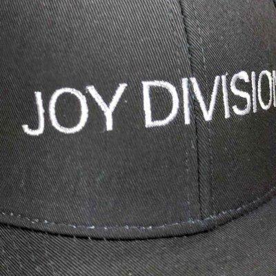 画像1: Joy Division スナップバックキャップ ジョイ・ディヴィジョン Logo