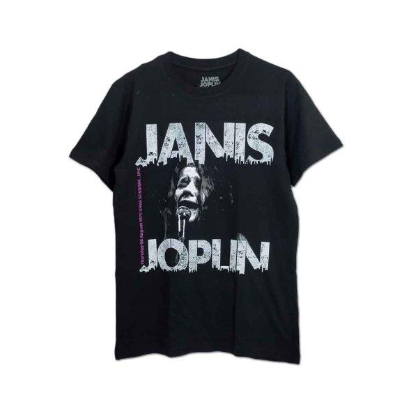 画像1: Janis Joplin Tシャツ ジャニス・ジョプリン Shea 1970 (1)