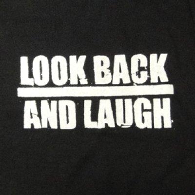 画像1: Look Back And Laugh ルック・バック・アンド・ラフ - Fun And Good Times Tシャツ<セール特価商品>