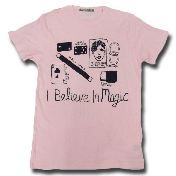画像1: Eddie Argos (Art Brut) Musician as Designer Tシャツ<セール特価商品> (1)