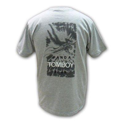 画像1: Panda Bear パンダ・ベアー Tomboy Tシャツ