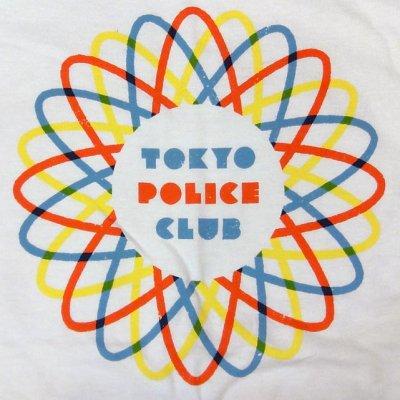 画像1: Tokyo Police Club トーキョー・ポリス・クラブ - Sphere Tシャツ (GM)<セール特価商品>