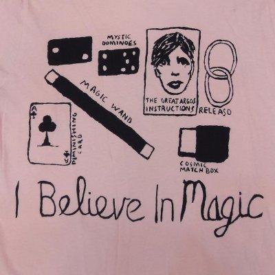画像1: Eddie Argos (Art Brut) Musician as Designer Tシャツ<セール特価商品>